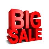 Grote verkoop Royalty-vrije Stock Afbeelding