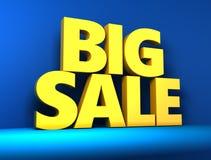 Grote verkoop Stock Afbeelding