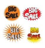 Grote verkoop Stock Afbeeldingen
