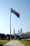 Grote vlag Royalty-vrije Stock Fotografie
