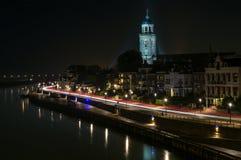 Grote von Lebuïnuskerk-te Deventer Stockfoto