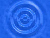 Grote waterdrop vector illustratie