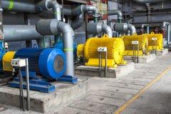 Grote waterpompen Stock Foto