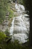 Grote waterval Stock Foto's