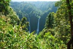 Grote waterval in Laos Royalty-vrije Stock Fotografie