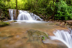 grote waterval in Thailand Stock Afbeelding