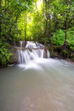 Grote Waterval in Thailand Royalty-vrije Stock Afbeeldingen