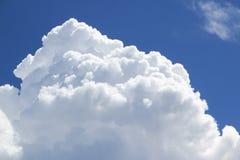 Grote Wolken Royalty-vrije Stock Fotografie