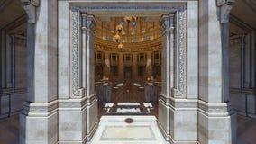 Grote zaal Royalty-vrije Stock Afbeelding