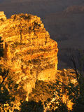 Grote zonsopgang 2 van de Canion stock foto