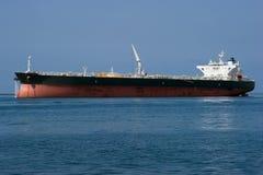 Groter tankerschip Stock Afbeeldingen