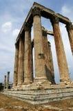 grotesk greece monument arkivbild