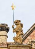 Groteska, Charlecote dom, Warwickshire, Anglia obrazy royalty free