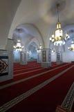 Grotta av patriarkerna eller den Ibrahimi moskén Arkivbild