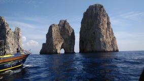 Grotta azzurra royalty free stock image