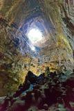 Grotta di Castellano, Apulien - ein riesiges Höhlensystem unter dem sur lizenzfreies stockbild
