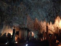 Grotta för studie fotografering för bildbyråer