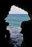 grotta hercules Royaltyfri Foto