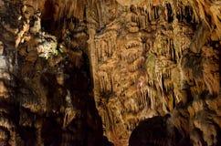 Grottabildande royaltyfri bild