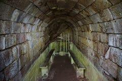 Grottagas för terapeutiska avsikter arkivfoton