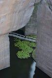 Grottagrottaerosion Royaltyfria Bilder
