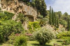 Grottagrottmänniska Arkivbild
