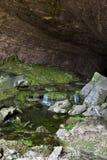 Grottaingång Royaltyfri Bild
