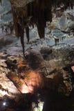 grottaledenika Arkivfoton