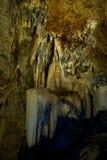 grottalimestone Royaltyfri Foto