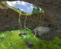 Grottan Fotografering för Bildbyråer