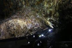 grottan Algar gör Carvao, Arkivbilder