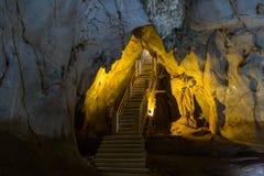 Grottan i Chiangmai, Thailand Arkivbilder
