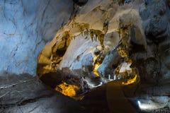 Grottan i Chiangmai, Thailand Royaltyfria Foton