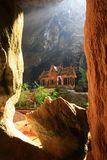 grottanakhonphraya Arkivbilder
