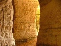 grottasand Royaltyfria Foton