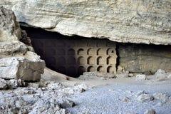Grotte Chaliapin Images libres de droits