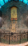 Grotte de Mary, protecteur des bonnes santés Photographie stock libre de droits