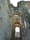 Grotte di Catullo Стоковые Изображения RF