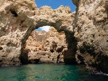 Grotte Lagos Lizenzfreie Stockfotografie