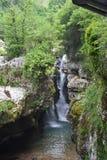 Grotte, Martvili-Schlucht, Georgia Lizenzfreies Stockfoto