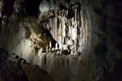 Grottes adentro Fotos de archivo libres de regalías