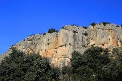 Grottes des demoiselles, saint bauzille de putois, Herault, France. Demoiselles`s cave, saint bauzille de putois, Herault royalty free stock photo