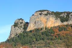 Grottes des demoiselles, saint bauzille de putois, Herault, France. Demoiselles`s cave, saint bauzille de putois, Herault stock photos