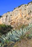 Grottes des demoiselles, saint bauzille de putois, Herault, France. Demoiselles`s cave, saint bauzille de putois, Herault stock photo
