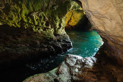 grotto Στοκ Εικόνα