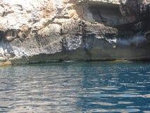Grotto azul Fotos de Stock