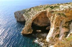 Grotto blu Immagini Stock Libere da Diritti