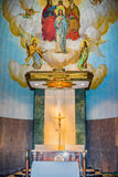 The Grotto Church altar Royalty Free Stock Photography