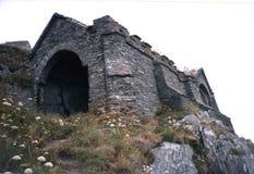 Grotto de la Reine Adelaïde, 1982. Photographie stock libre de droits