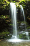 Grotto Falls, Great Smoky Mountain National Park Stock Photos